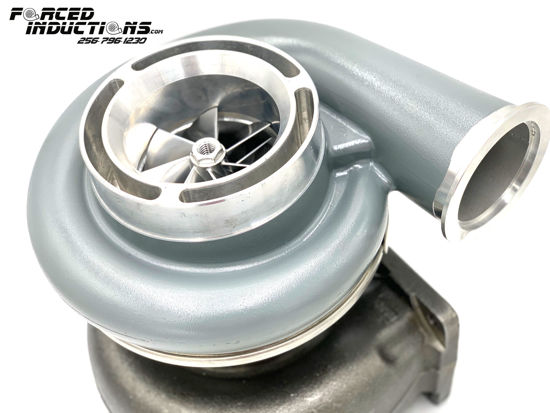 Picture of FORCED INDUCTIONS GTR 107 GEN3 Standard Turbine with T6 1.24