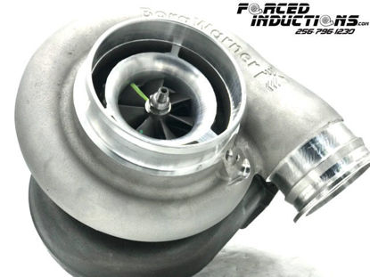 Picture of BORG WARNER CAST S480 V2 87 TW 1.25 A/R T4 Housing