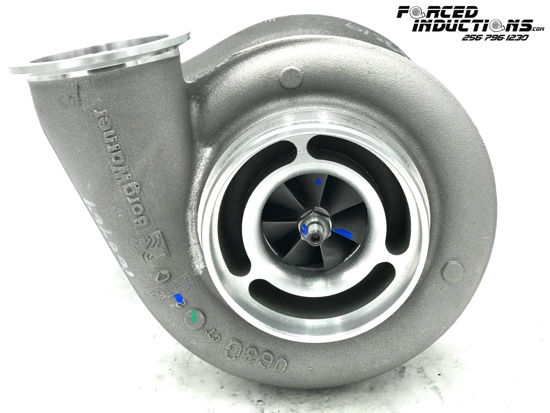 Picture of BORG WARNER CAST S480 SC 87 TW .90 A/R T4 Housing