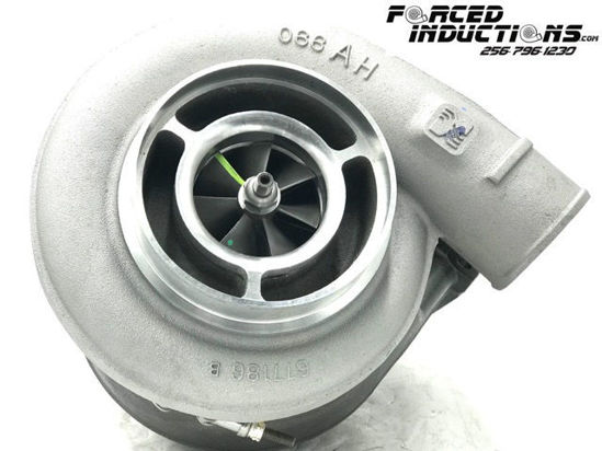 Picture of BORG WARNER CAST S480 V1 87 TW 1.25 A/R T4 Housing