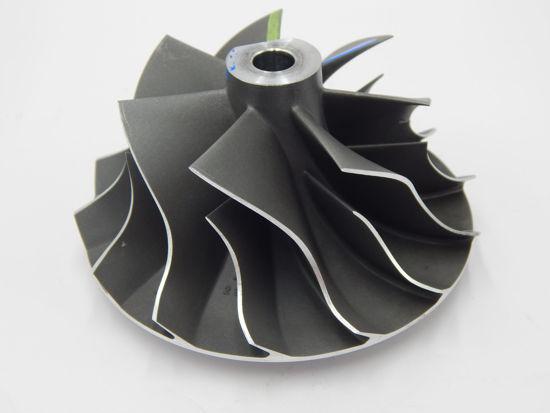 Picture of 75mm Compressor Wheel S475 - Borg Warner # 171691