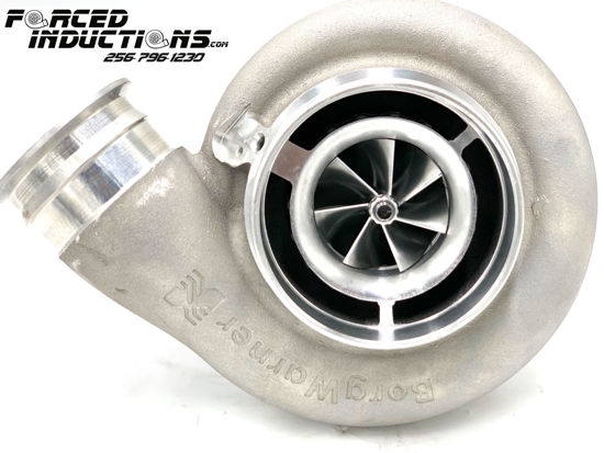 Picture of FORCED INDUCTIONS V5 BILLET S478 V2 87 TW 1.25 A/R T4 Housing